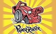 'Paper Racer' - Paper Racer это экстремальные гонки, по тысячам трасс нарисованными другими игроками!