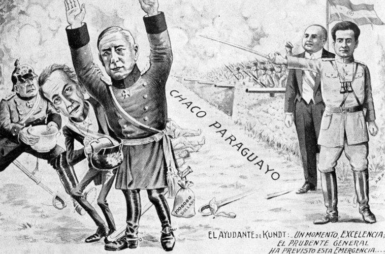 чакская война парагвай боливия военный конфликт нефть латинская америка отвратительные мужики disgusting men